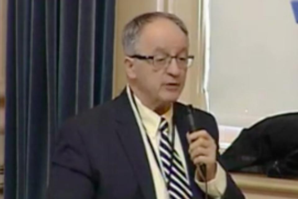 Virginia delegate Bob Marshall