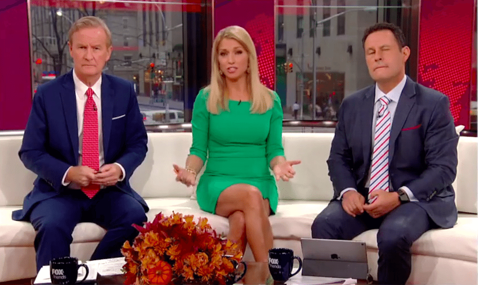 """The crew at """"Fox and Friends"""" wants you to think about the upside of mass shootings"""