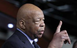 Rep. Elijah Cummings (D-MD), ranking member on the House Oversight and Government Reform Committee.