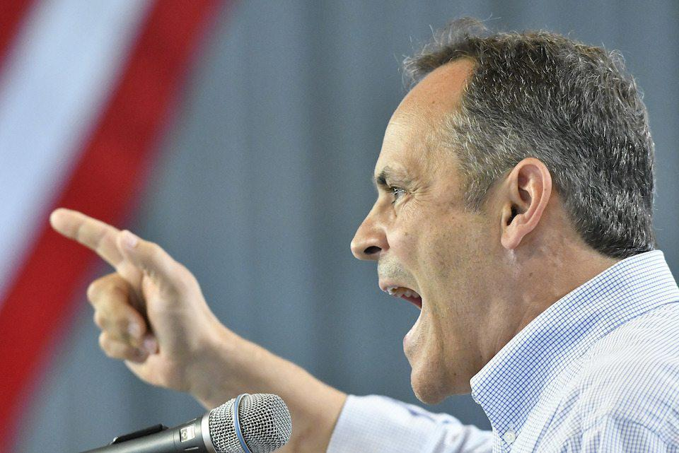 Kentucky Governor Matt Bevin