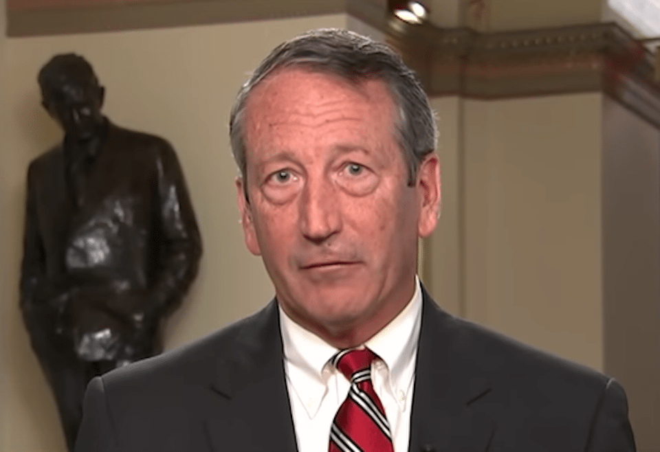Rep. Mark Sanford