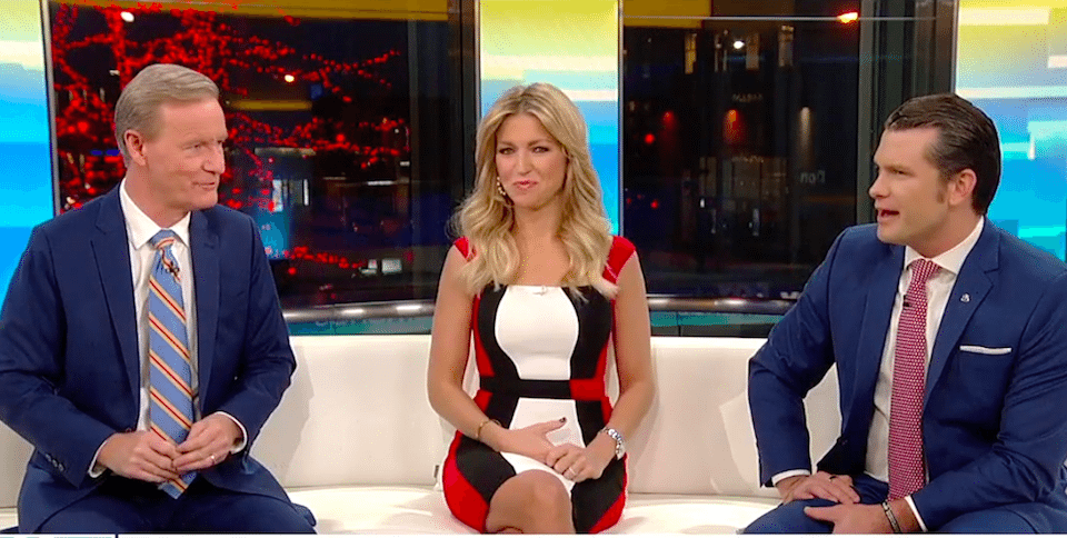 Steve Doocy Ainsley Earhardt Pete Hegseth