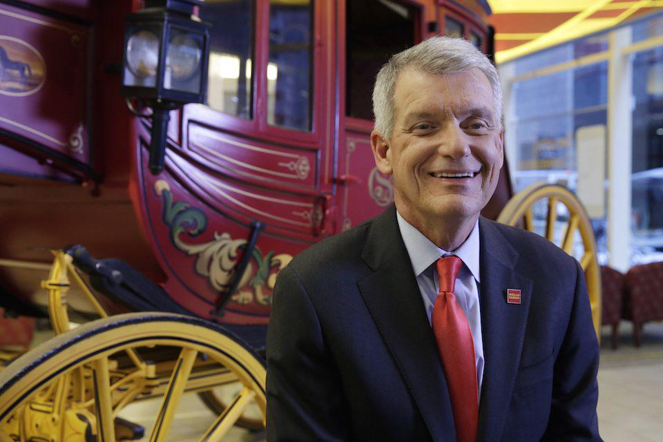 Wells Fargo CEO Timothy Sloan