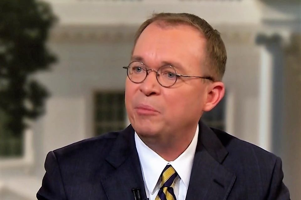 Mick Mulvaney has been at center of last 2 government shutdowns