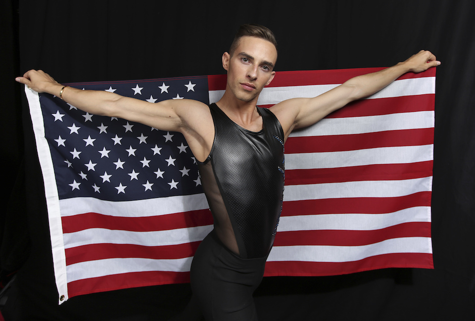 Figure Skater Joe Johnson Is Out And Adam Rippon's Gay Parent