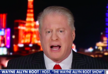 Wayne Allyn Root, right-wing talk radio host