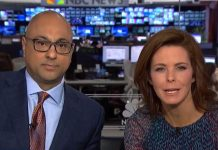 Ali Velshi and Stephanie Ruhle
