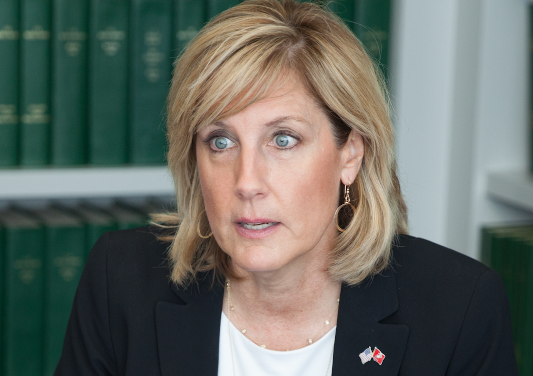 New York Republican Rep. Claudia Tenney