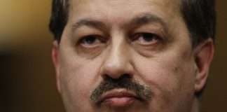 West Virginia Republican Senate candidate Don Blankenship