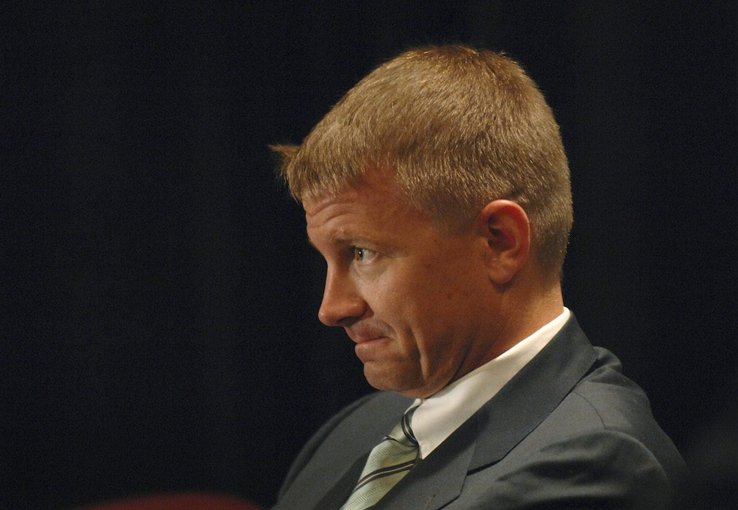Former Blackwater CEO and Trump campaign associate Erik Prince