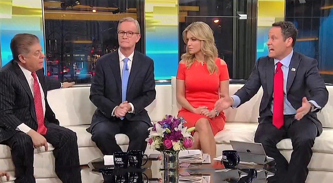 Fox & Friends 03-27-2018