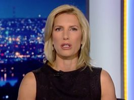 Fox host Laura Ingraham