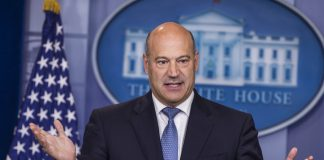 Former Trump economic adviser Gary Cohn