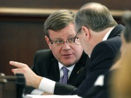 North Carolina Speaker of the House Tim Moore
