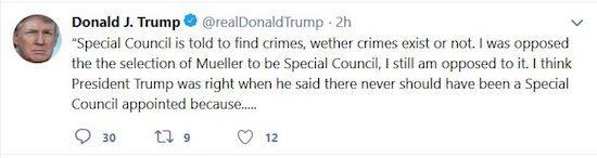 Trump tweet 1 deleted 03-21-2018