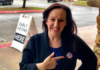 Texas Democratic candidate MJ Hegar