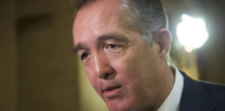 Former GOP Rep. Trent Franks