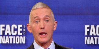 South Carolina Republican Rep. Trey Gowdy