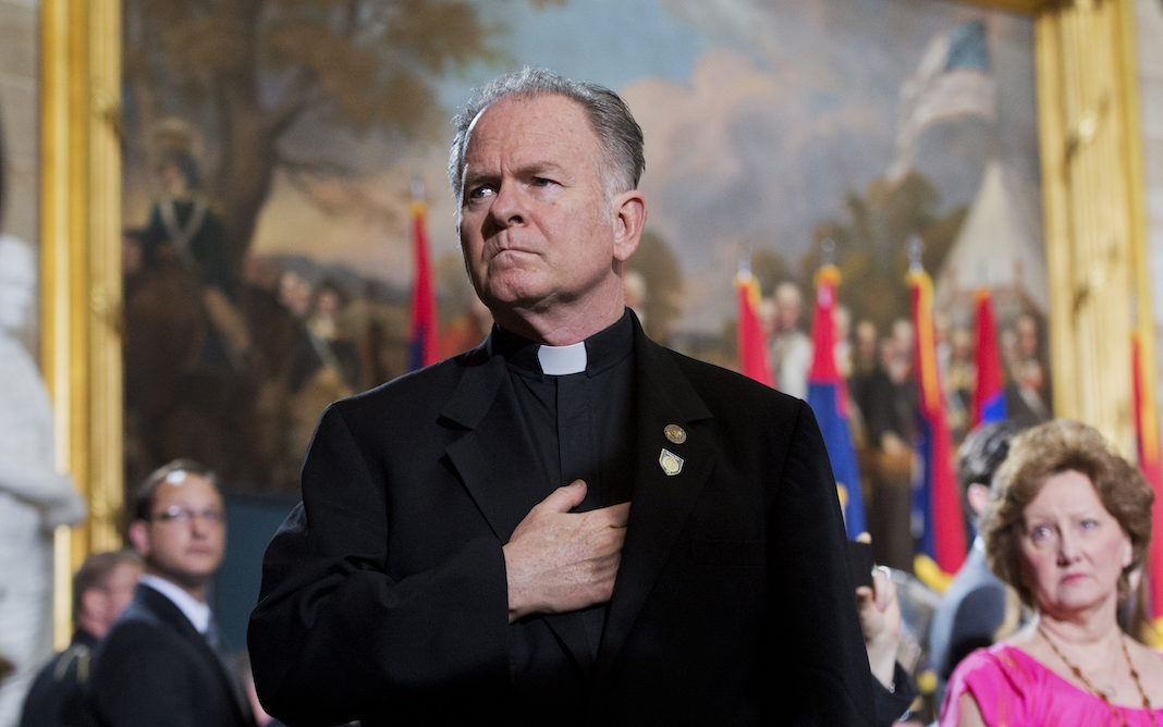 Rev. Patrick Conroy, Chaplain of the House