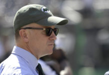 New York Jets owner Christopher Johnson