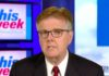 Texas Republican Lt. Gov. Dan Patrick