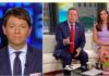 "Deputy press secretary Hogan Gidley was grilled by ""Fox & Friends"" hosts Ed Henry and Abby Huntsman"