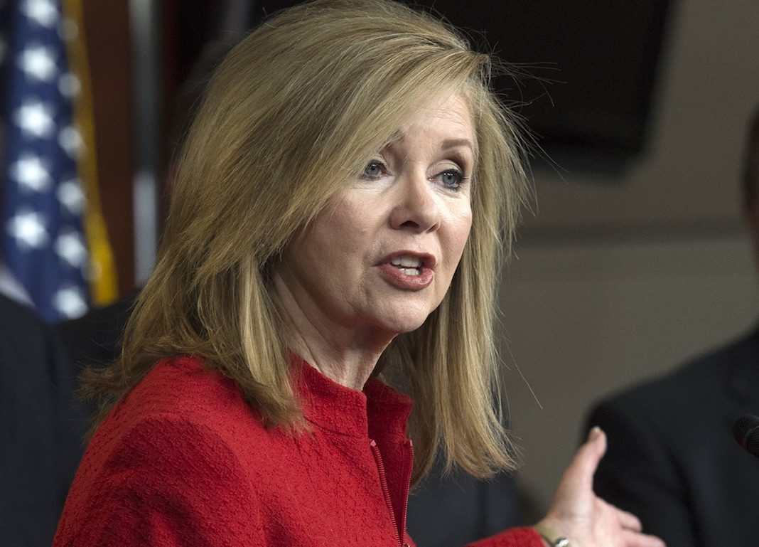 Tennessee Republican Rep. Marsha Blackburn
