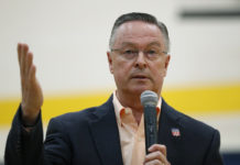 Iowa Republican Rep. Rod Blum