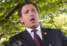 Florida Republican Rep. Ron DeSantis