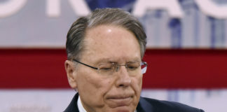 NRA Executive Vice President and CEO Wayne LaPierre
