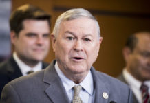 California Congressman Dana Rohrabacher