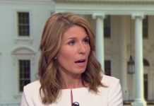 MSNBC host Nicolle Wallace