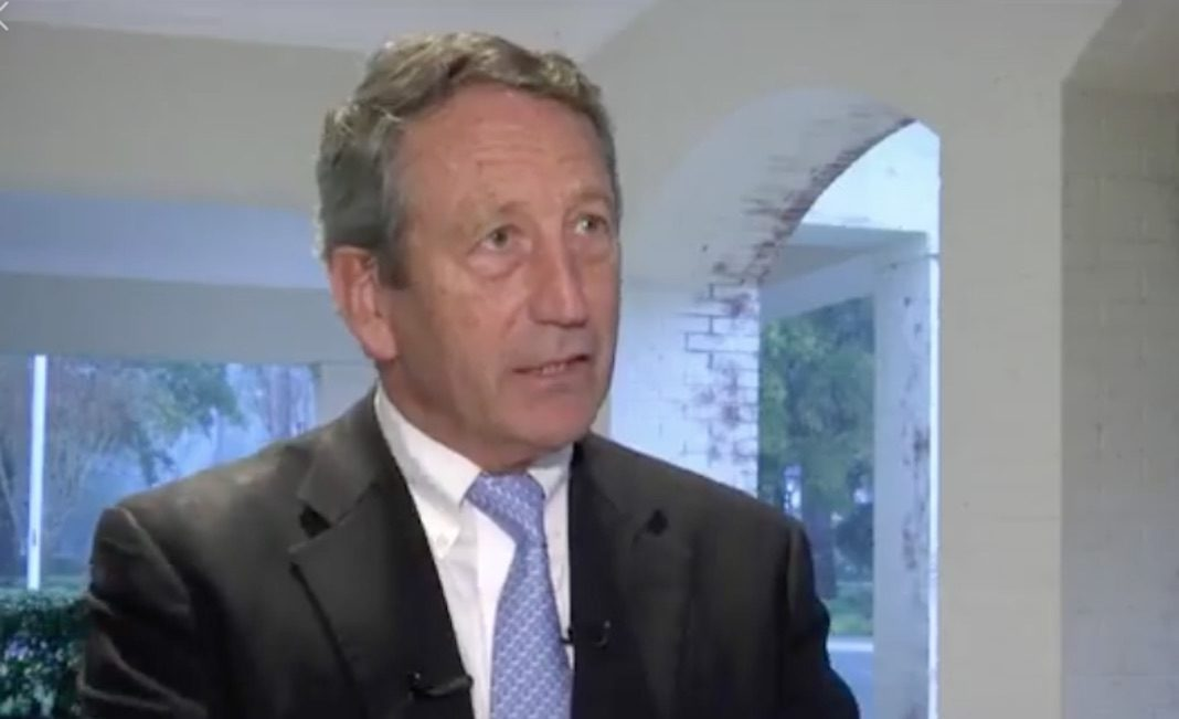 Republican Rep. Mark Sanford