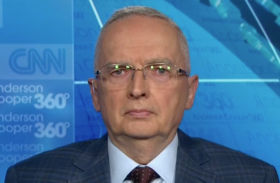 Retired Army Lt. Col. Ralph Peters