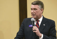 GOP House candidate Mark Harris