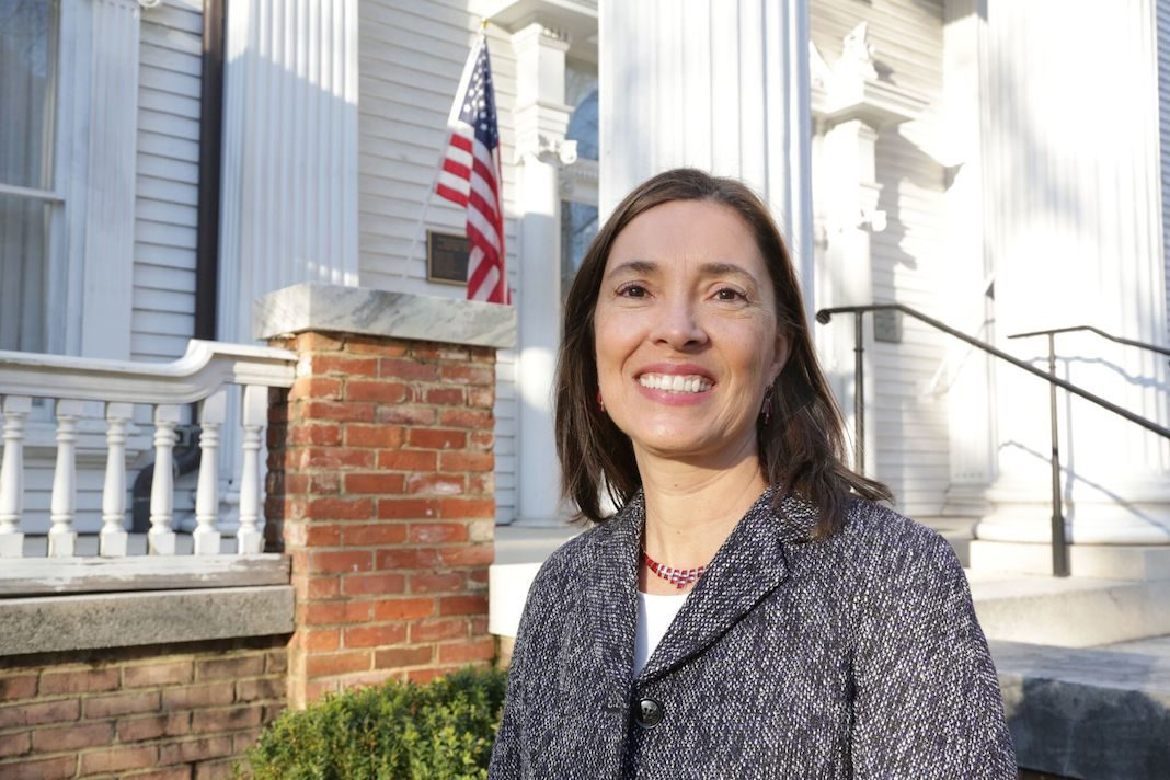 North Carolina candidate Anita Earls