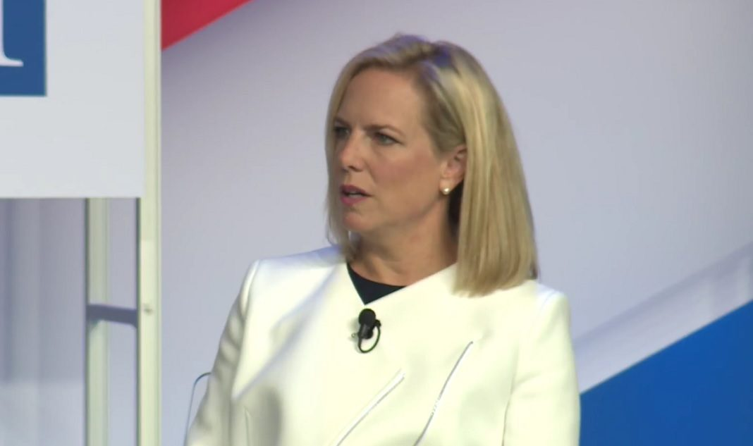 Homeland Security Secretary Kirstjen Nielsen