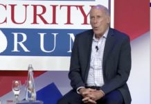 National Intelligence Director Dan Coats