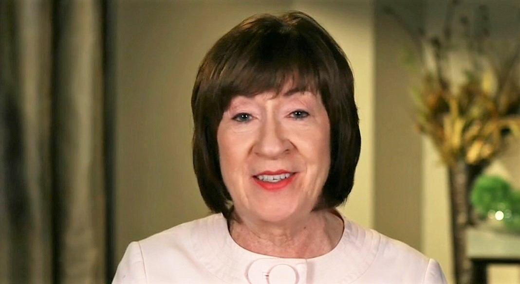 For Maine Senator Susan Collins it will be a moment that could define her entire career