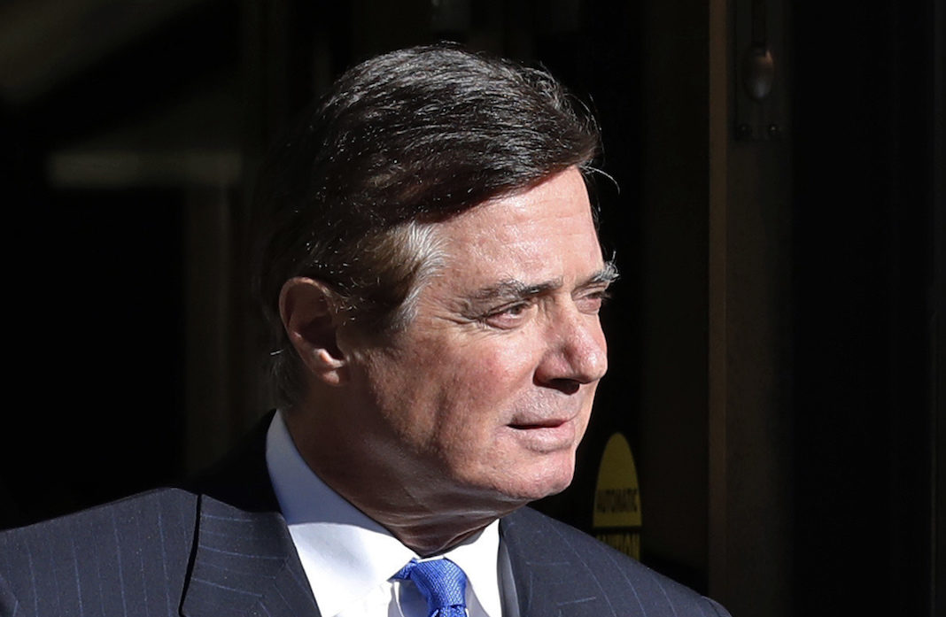 Ex-Trump campaign chairman Paul Manafort