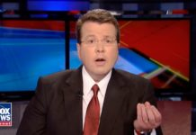 Fox News host Neil Cavuto