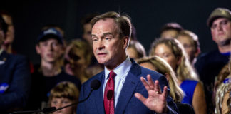 Michigan gubernatorial candidate Bill Schuette