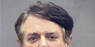 Paul Manafort mugshot
