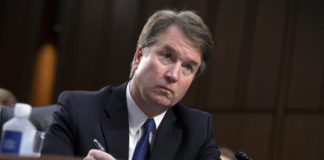 Brett Kavanaugh Supreme Court nominee