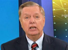 Senator Lindsey Graham of South Carolina
