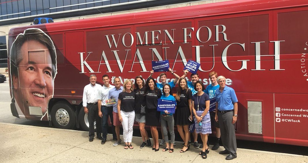 Women for Kavanaugh