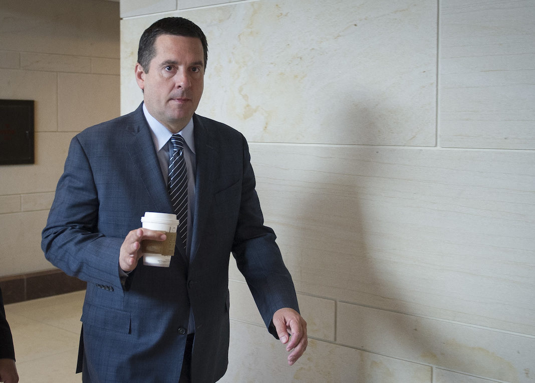 House Intelligence Committee Chairman Devin Nunes, R-Calif.