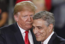 Donald Trump and Lou Barletta