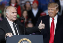 Steve Chabot and Donald Trump