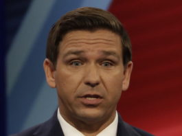 Florida governor nominee Ron DeSantis